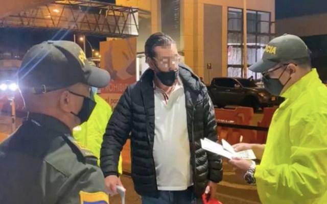 Detienen en Colombia a ecuatoriano que servía como enlace al CJNG para tráfico de drogas a EE.UU. - Foto de Noticias del Mundo Colombia
