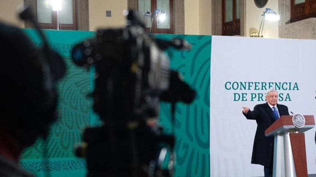 'Mañaneras' deben suspenderse; quienes están en el Gobierno ya protagonizaron elecciones pasadas: Murayama - Conferencia de prensa de AMLO. Foto de Gobierno de México