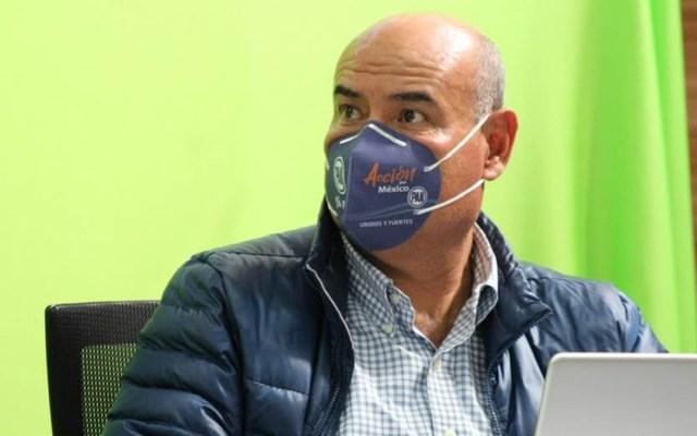 Asesinan en Guanajuato al diputado local Juan Antonio Acosta Cano - Diputado local Juan Antonio Acosta Cano. Foto de Facebook
