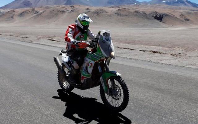 Murió el piloto Pierre Cherpin tras accidente en Rally Dakar; estuvo cinco días en coma - El piloto francés Pierre Cherpin murió este viernes, tras cinco días de estar en coma. Foto EFE
