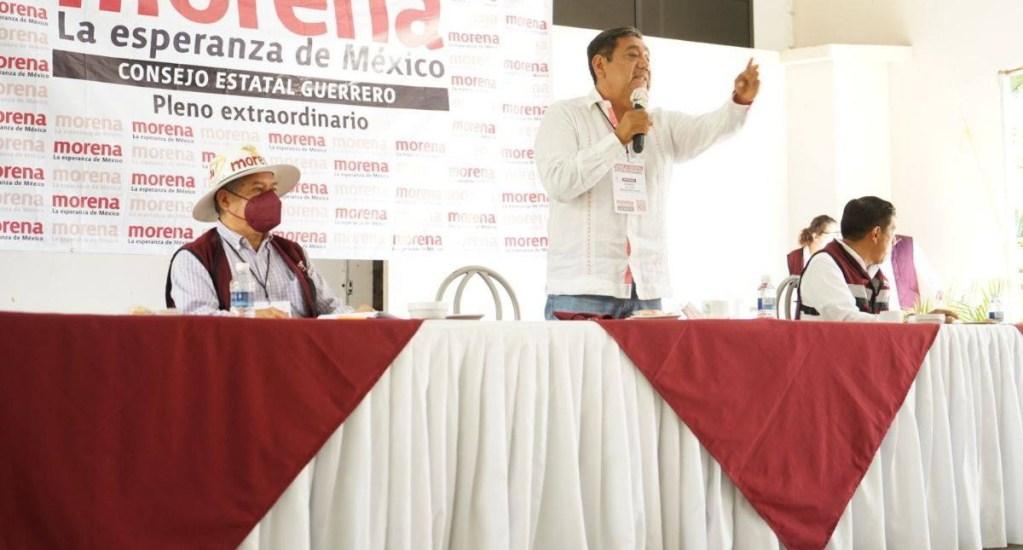 Morena ratifica a Félix Salgado Macedonio como precandidato a gubernatura de Guerrero - Félix Salgado Macedonio
