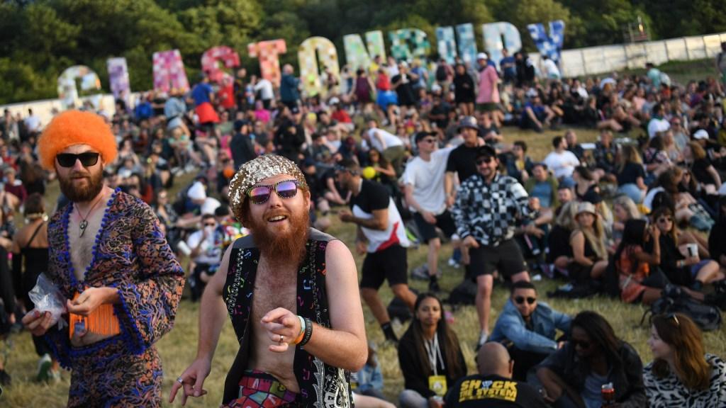 Suspenden, por segundo año consecutivo, festival de Glastonbury - Festival de Glastonbury. Foto de EFE