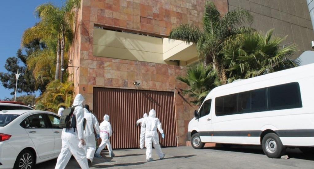 Clausuran asilo donde presuntamente maltrataron a abuela de Thalía y de Laura Zapata - FIscalía edomex asilo Thalia abuela