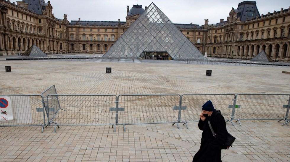 Francia endurece el toque de queda ante incremento de los contagios de COVID-19 - Foto de EFE