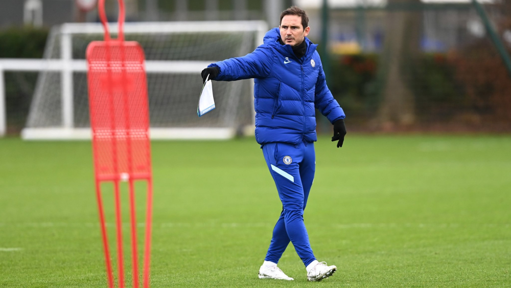Chelsea destituye a su entrenador Frank Lampard - Foto dde Chelsea Football Club