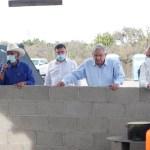 Funcionarios dan positivo a COVID-19 tras visita de AMLO a San Luis Potosí