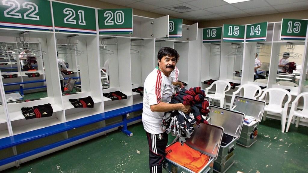 Murió Gonzalo Saldaña, emblemático utilero de la Selección Nacional - Foto de Selección Nacional