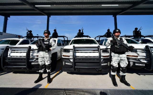Liberan a dos guardias nacionales secuestrados en Zacatecas - Foto de lopezobrador.org.mx
