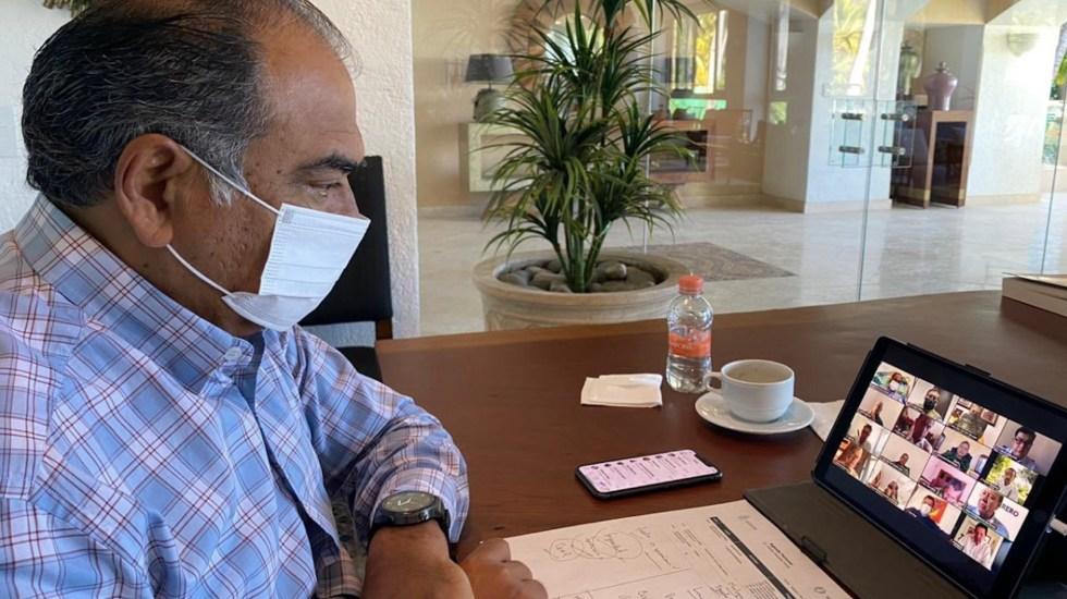 Guerrero cierra 2020 con índices delictivos más bajos de los últimos años - Foto de Twitter Héctor Astudillo