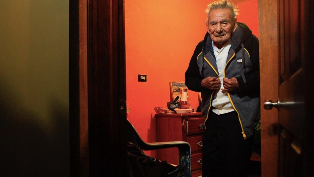 ¿Quién es Manuel García, el mexicano de 124 años al que felicitó el presidente López Obrador? - Foto de EFE