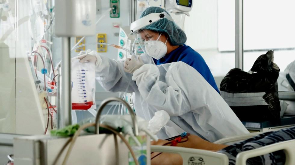 Estudio dice que fármaco contra la gota reduce la mortalidad por COVID-19 - Foto de EFE