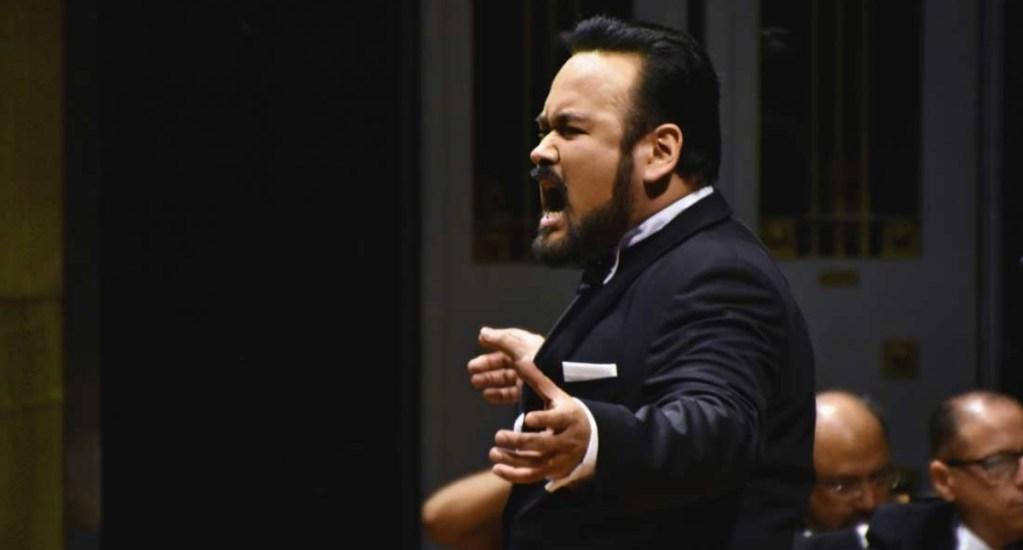 #Video Tenor mexicano Javier Camarena recibe ovación de 10 minutos en Teatro Real de Madrid - Javier Camarena