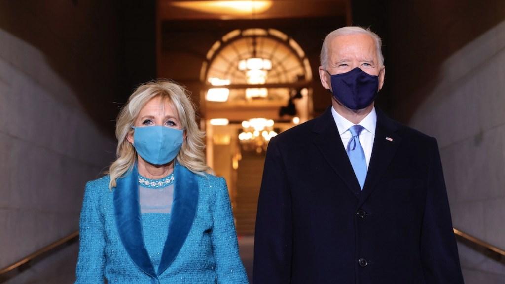 ¿Quién es Jill Biden, la nueva primera dama de Estados Unidos? - Foto de EFE