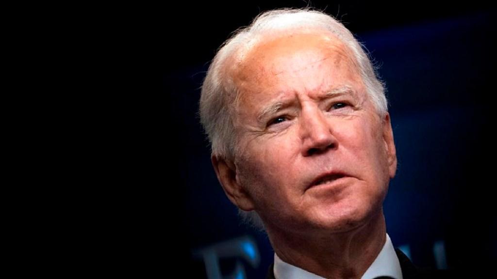 Joe Biden dispuesto a negociar paquete de estímulo de 1.9 billones de dólares - Joe Biden dispuesto a negociar el paquete de estímulo de 1.9 billones de dólares. Foto EFE