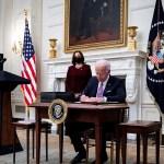 Biden anuncia plan ante COVID-19; EE.UU. exigirá cuarentena a viajeros extranjeros