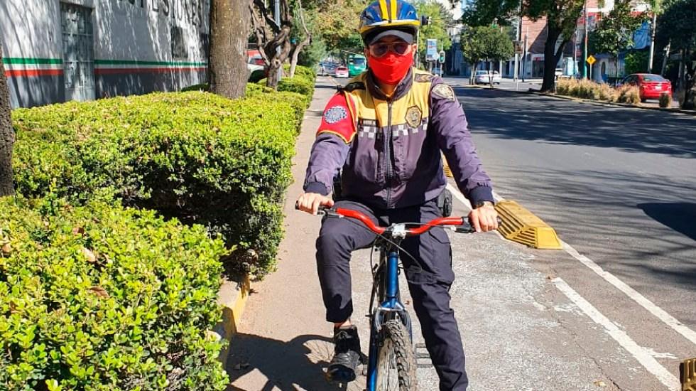 CDMX endurece Reglamento de Tránsito para proteger a peatones, ciclistas y motociclistas - La CDMX endurece Reglamento de Tránsito para proteger a peatones, ciclistas y motociclistas. Foto Twitter @DCDIC_CDMX