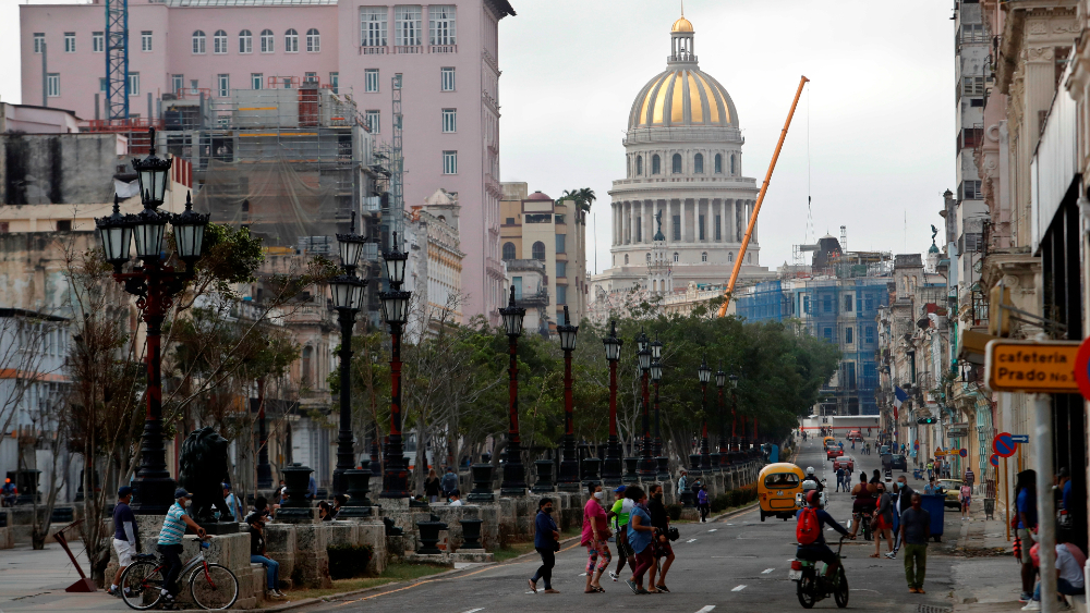 Congresistas piden a nominados por Biden postura firme sobre Cuba y Venezuela - Foto de EFE