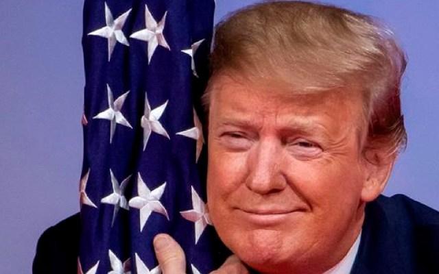 El último itinerario de Donald Trump como presidente de Estados Unidos - La última actividad de Trump como presidente de EE.UU., dejar la Casa Blanca por la mañana