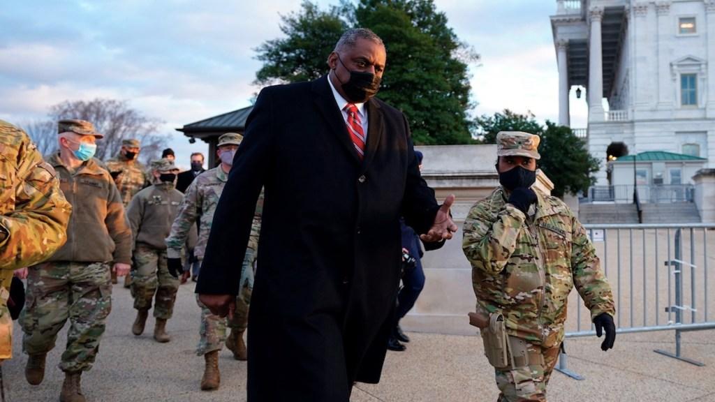 Nuevo secretario de la Defensa de EE.UU. reafirma cooperación en seguridad con Sedena y Semar - Foto de EFE