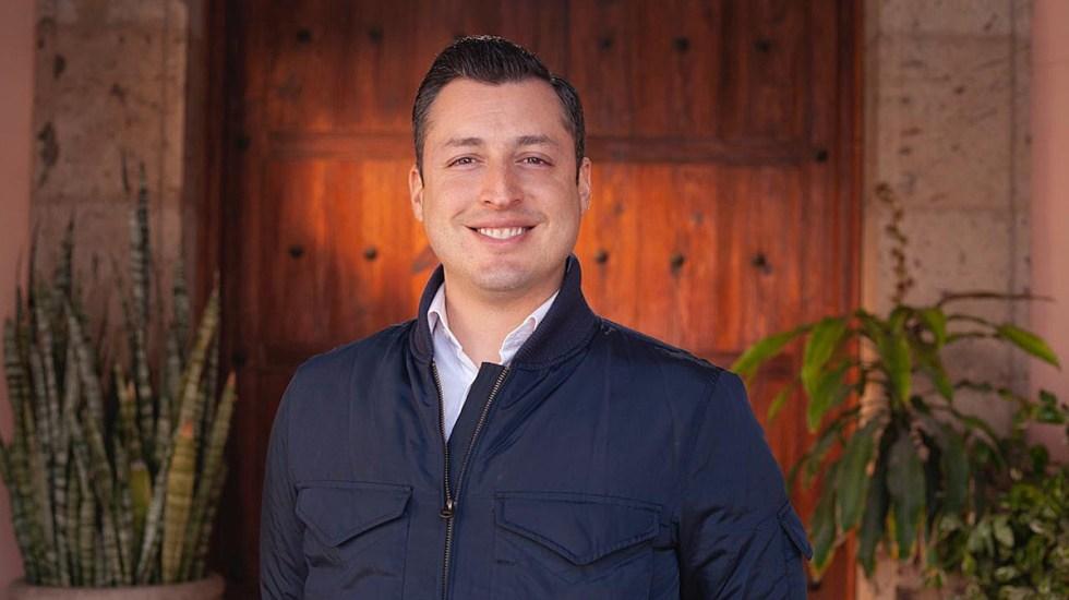 Luis Donaldo Colosio se registra como precandidato a la alcaldía de Monterrey - Luis Donaldo Colosio Riojas. Foto de EFE