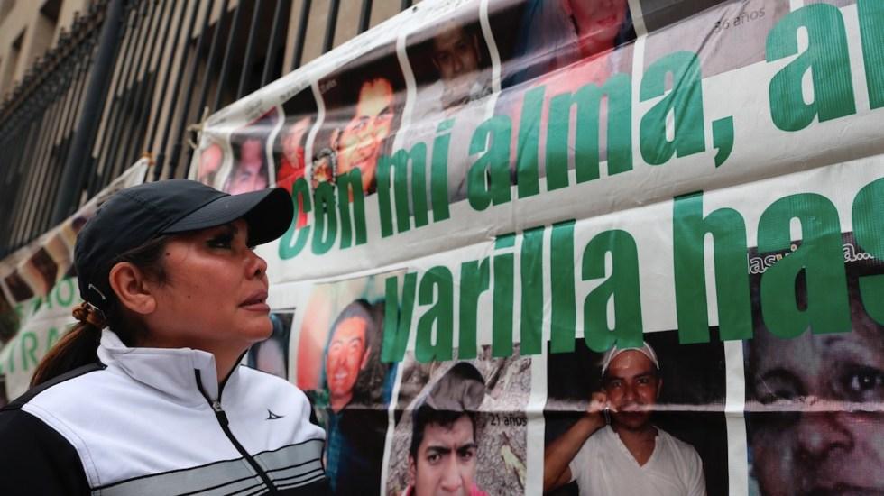 """""""México es una fosa común"""", el relato de una madre buscadora que exige justicia para su hija - Foto de EFE"""