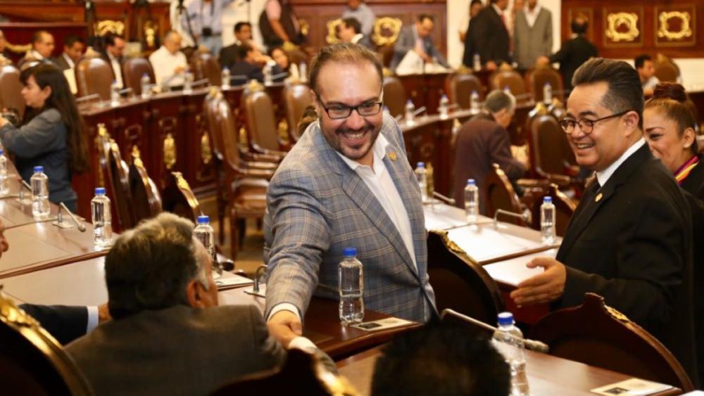 Aprueba Sección Instructora dictamen de desafuero contra Mauricio Toledo - Foto de Mauricio Toledo