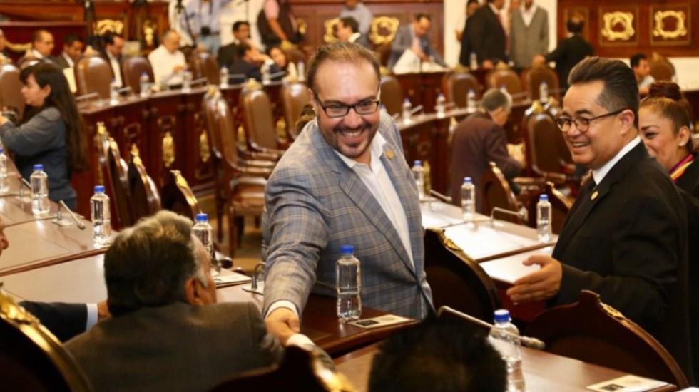 Sección Instructora convocó a nueva discusión para desafuero de Mauricio Toledo - Foto de Mauricio Toledo