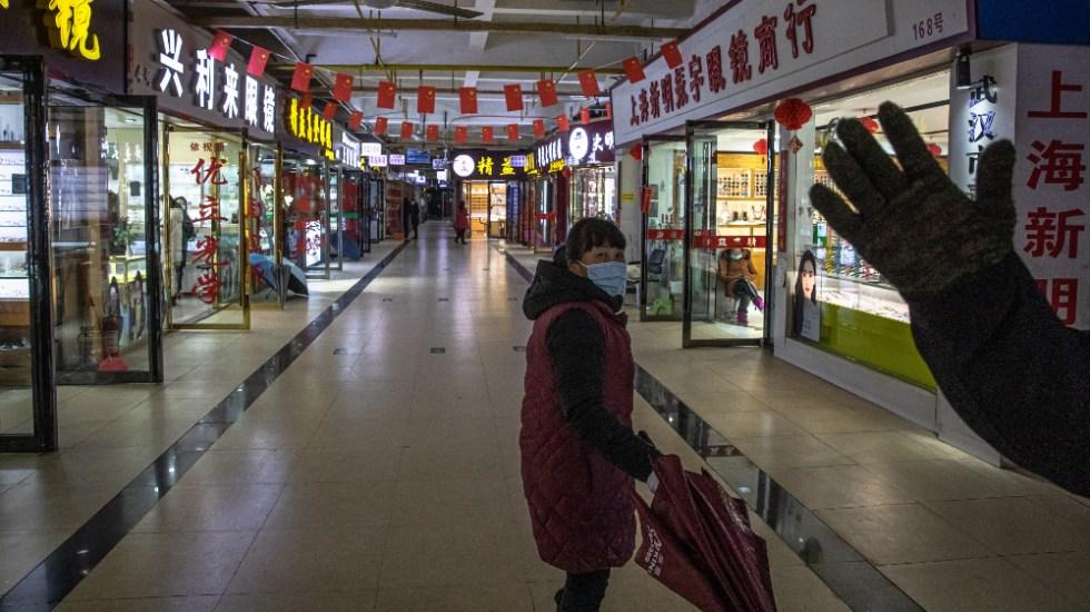 Modelo matemático apunta que COVID-19 surgió en China a mediados de noviembre de 2019 - Mercado China Wuhan coronavirus covid