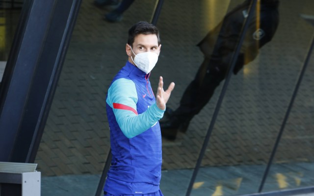 Sancionan a Messi con dos partidos de suspensión por agresión a Villalibre - El jugador Leo Messi. Foto de EFE / Archivo