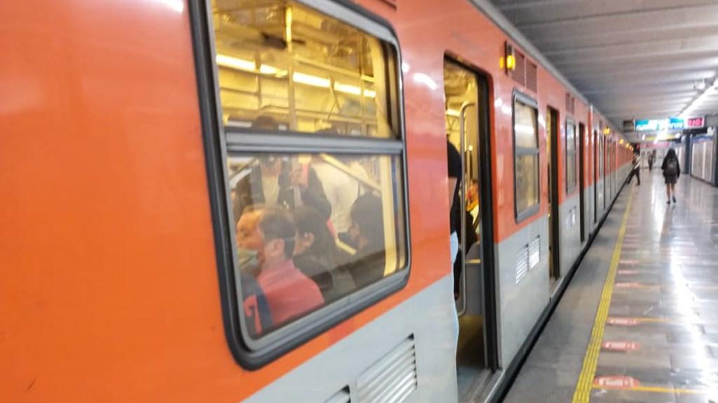 Líneas 1, 2 y 3 del Metro reanudarán operaciones hasta que sea seguro, sentencia Claudia Sheinbaum - Foto de @MetroCDMX