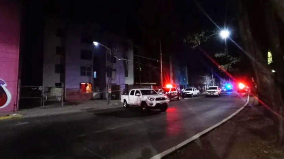Primera masacre del año en México deja cinco muertos - Multihomicidio en León, Gto. Foto de Periódico AM