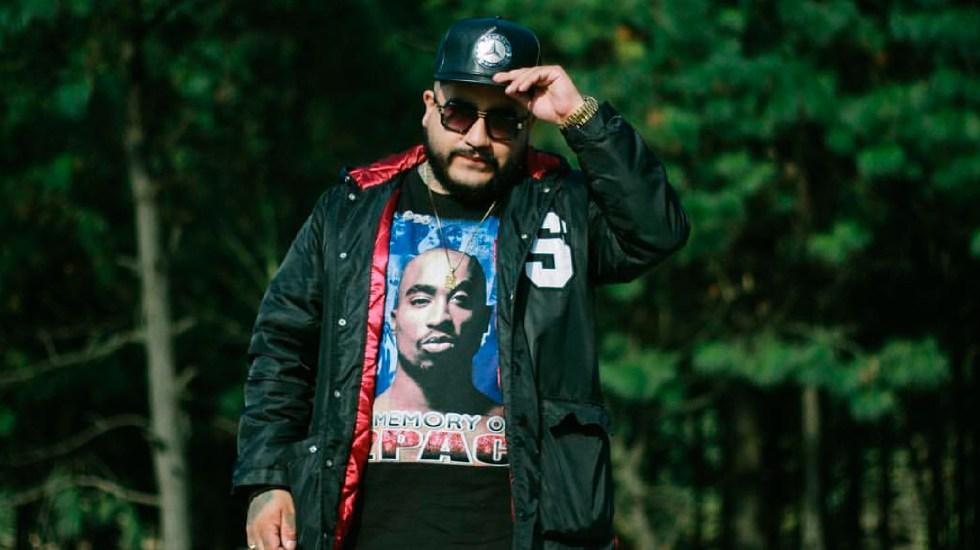 Murió por COVID-19 Alex Malverde, manager y promotor de 'hip hop' en México - Murió por COVID-19 el manager y promotor de 'hip hop' en México, Alex Malverde. Foto Facebook Alex Malverde
