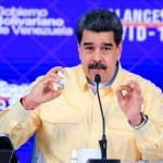 """Nicolás Maduro presenta gotas """"milagrosas"""" que """"neutralizan"""" totalmente el COVID-19"""