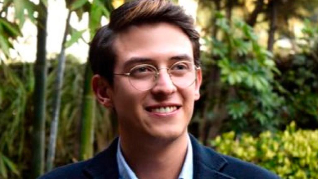 Nombran a Carlos Brito Lavalle nuevo director de Canal Once - Nombran a Carlos Brito Lavalle como nuevo director de Canal Once. Foto Twitter @carlosbrito95_