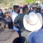 Pobladores intentan linchar al alcalde de Sola de Vega, en Oaxaca