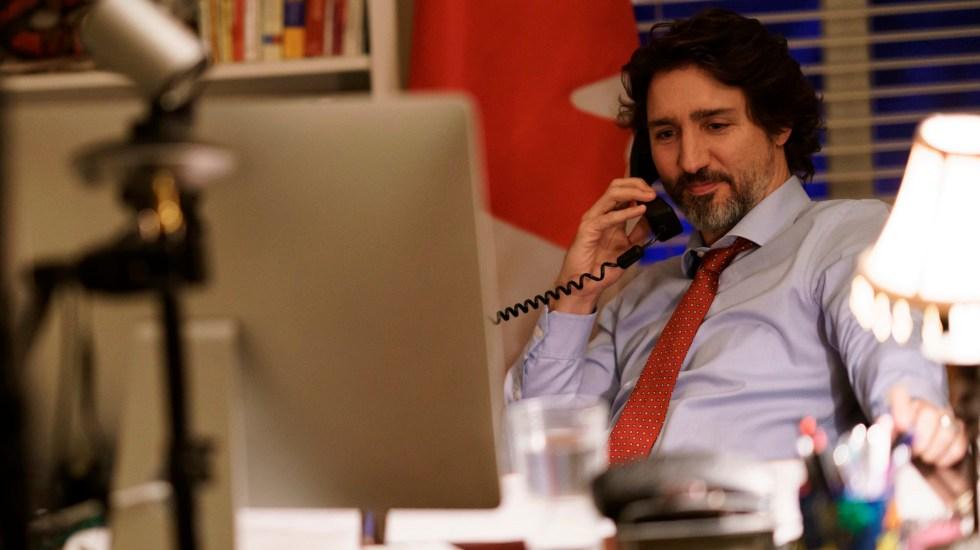 Felicita López Obrador a Trudeau por tercer mandato como primer ministro de Canadá - Pandemia, recuperación económica y fortalecimiento de seguridad, lo que hablaron Biden y Trudeau. Foto Twitter @JustinTrudeau