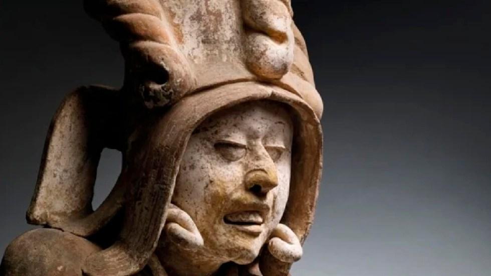 Condena Gobierno Federal subasta en Francia de objetos prehispánicos mexicanos - Cihuateótl, Diosa de la Fertilidad. Foto de Foto https://www.christies.com/