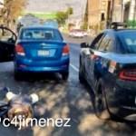 Policías abaten a asaltante por robo a automovilista en Iztapalapa