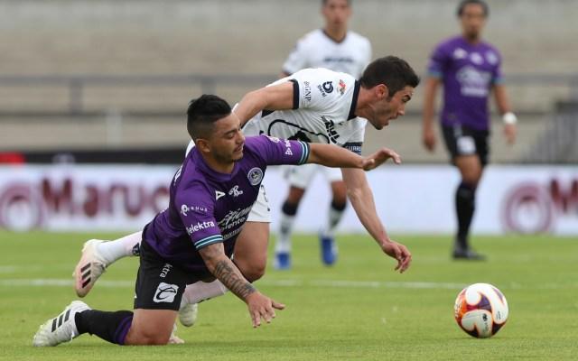 Pumas golea al Mazatlán y avanza en el torneo Clausura - Pumas vs Mazatlán. Foto de EFE
