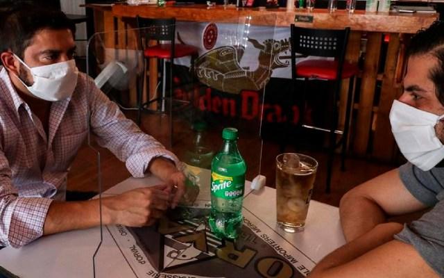 Restauranteros capitalinos logran exención de impuestos por 20 mdp - Restauranteros de la CDMX logran exención de impuestos por 20 mdp. Foto EFE
