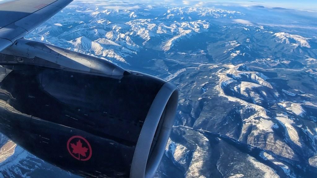 México teme crisis económica profunda tras restricciones de viajes a Canadá - Foto de Twitter Air Canadá