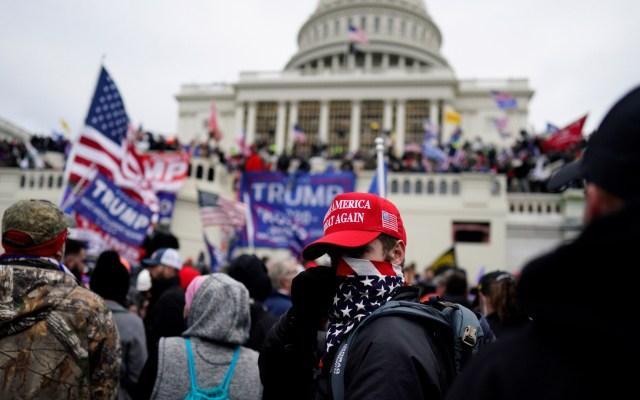 Cámara Baja de EE.UU. aprueba comisión de investigación sobre asalto al Capitolio - Capitolio