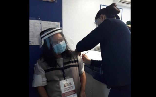 'Servidores de la Nación' podrán recibir vacuna contra COVID-19; pide López-Gatell a la prensa 'no caer en chismes' - Foto de Periódico Correo