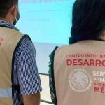 Servidores de la Nación protestan frente a Palacio Nacional; acusan corrupción interna