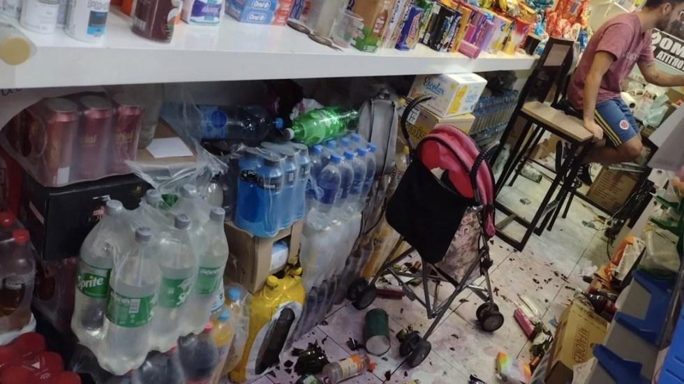 Sismo 6.4 sacude Argentina; no hay heridos ni daños mayores - Foto de Clarín