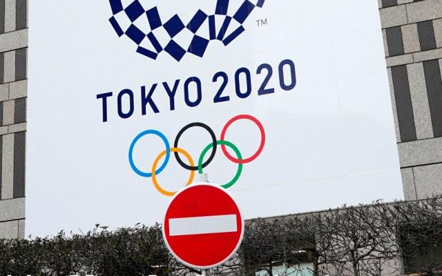 Tokio 2020 prevé unos 7 positivos diarios de COVID-19 durante evento - Anuncio de los Juegos Olímpicos en Tokio, Japón. Foto de EFE
