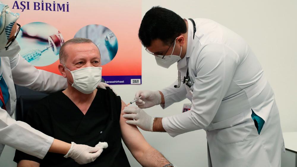 Turquía supera el millón de inmunizados con la vacuna china Sinovac - Foto de EFE