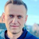 La policía rusa detiene a Navalni al aterrizar en Moscú - Unión Europea pide liberación inmediata del opositor Alexéi Navalni, tras su detención en Rusia. Foto @navalny