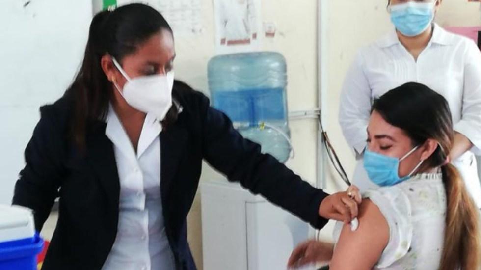 Gobierno vacunará a maestros de cinco estados para reiniciar clases - vacunacion maestros Campeche covid19 coronavirus