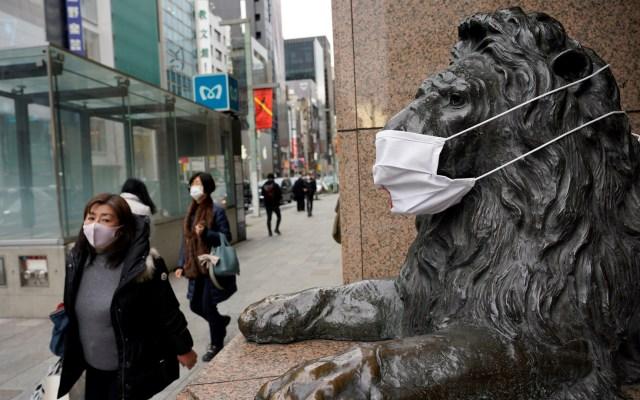 Japón amplía el estado de emergencia ante aumento de casos de COVID-19 - Vida diaria en Tokio, Japón, durante pandemia de COVID-19. Foto de EFE